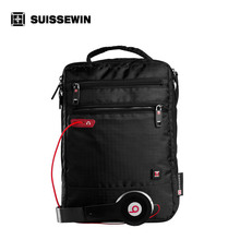 Suissewin messenger sac pouces bandoulière sac d'épaule sacs de mode sacs à main swissgear musique occasionnel hommes sac pour comprimés