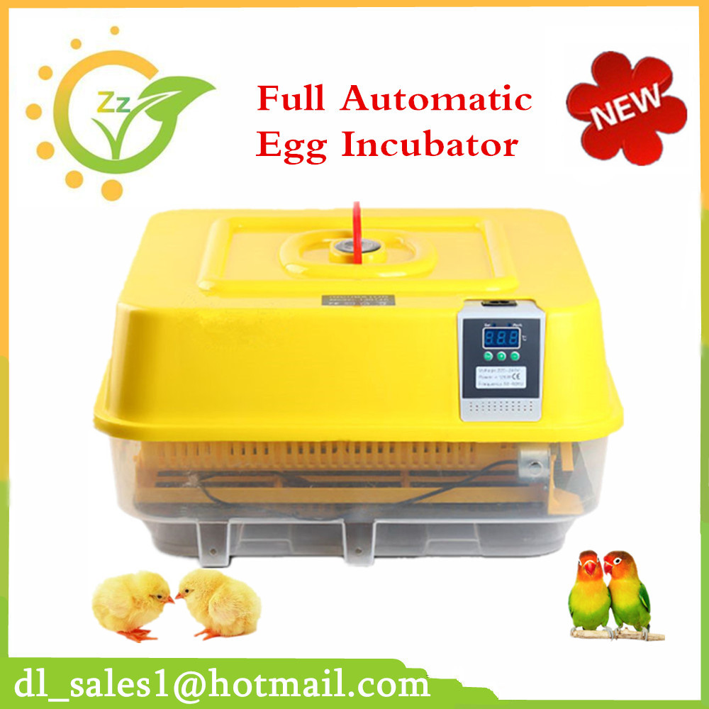 Hot Sale Small Size Fully Automatic Control Egg Incubator For Hatching Eggs Mini Egg Incubator For Sale incubator automatic parts automatic controller for sale xm 18