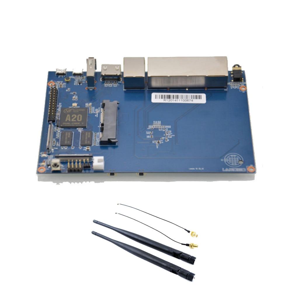 Banana PI BPI R1 Smart Home Wire 2G LPDDR3 Open source Development Board Single Board raspberry