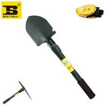 "BOSI 1"" марганцевая стальная Складная лопата для кемпинга"