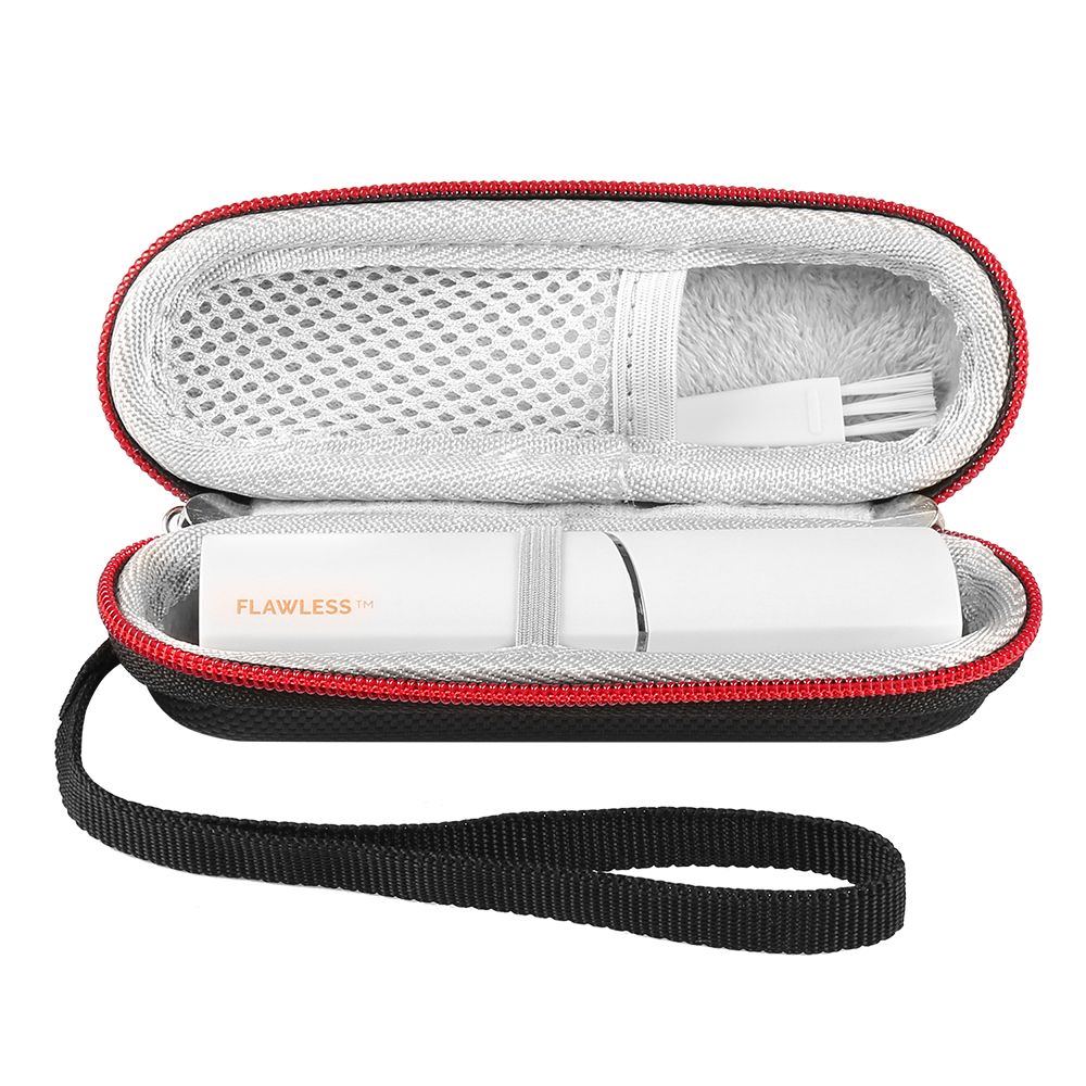 LuckyNV Portable Hard Case Bag for <font><b>Finishing</b></font> <font><b>Touch</b></font> <font><b>Flawless</b></font> Women's Painless Hair Remover Razor Travel Storage Carrying Bag