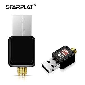 Image 5 - Mini adaptador usb sem fio, adaptador wifi 150mbps 2db dongle wi fi placa de rede 802.11b/n/g livre driver wi fi ethernet