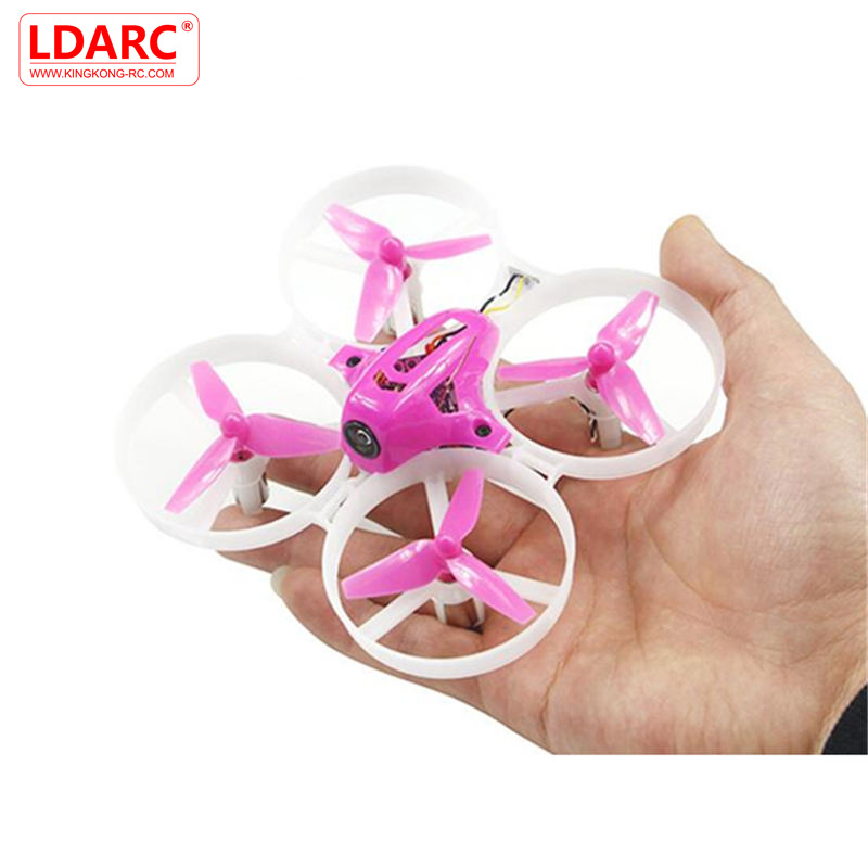 KINGKONG/LDARC TINY 8X 85mm Mini FPV Quadcopter With 8520 Motors 5.8G 800TVL Camera F3 Flight Controller VS Tiny 6X 7