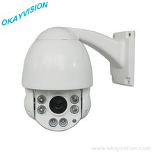 """New 4.5 """"2MP AHD Câmera Dome Velocidade Média outdoor & indoor Pan/Tilt PTZ Zoom óptico de 10X Zoom 1080 P AHD câmera ptz RS485"""