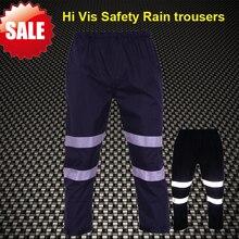 SF vest Hi vis work rain trousers rain pant work pants
