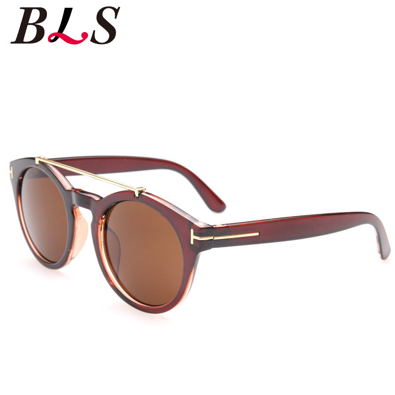 5bae3890d7 BLS Fashion Sunglasses Women Men Summer Vintage Holiday Cat Eye Style Round  Glasses 2017 New Popular Eyewear -in Sunglasses from Apparel Accessories on  ...