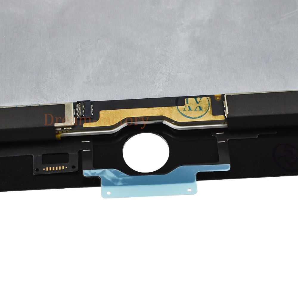 20 piezas DHL para iPad mini 4 A1538 A1550 LCD pantalla táctil digitalizador cristal lente Tablet Panel blanco negro