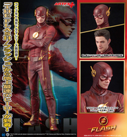 17 CM The Flash Man Action Figure Kid Toys Flash Comics Lovers PVC Collection Super Hero