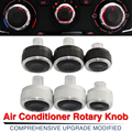 Air Conditioning Knob Car Air Conditioning Heat Control Switch Knob for Volkswagen VW jetta MK5 passat B6 Skoda Octavia A5 A7