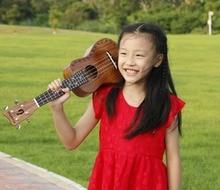 цена на Molokai Mt03c Koa Acacia Top Solid Ukulele Soprano Concert Tenor 21'' 23'' 26'' Pineapple 4 String Hawaii Molokai