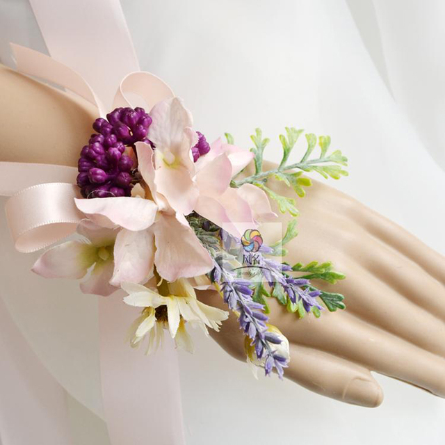 Mother of Bride Corsage