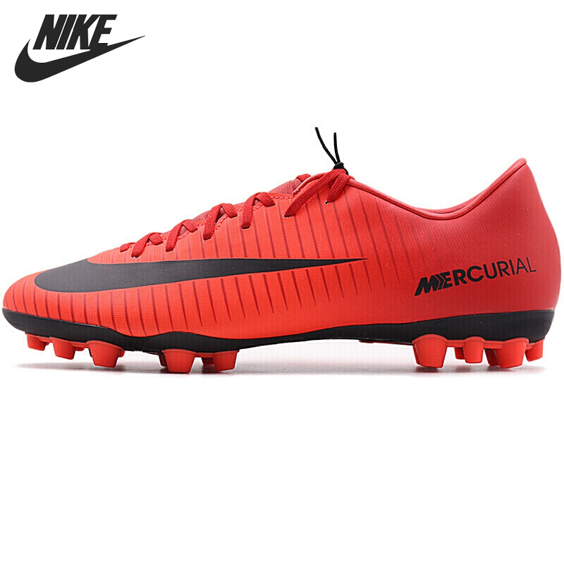 Original New Arrival 2017 NIKE VICTORY VI AG-R Men's Football Shoes Sneakers nike original new arrival mens victory c ronaldo short nail training football shoes high quality comfortable for men