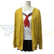 A Silent Voice Koe no Katachi Naoka Ueno Cosplay Costume Custom Made
