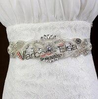 vestido Лонго Лонго отеля noite casamento шлейф свадебные пояса с кристаллами свадебные букеты ремень со стразами свадебные аксессуары ремни