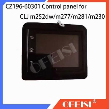 Original 95%New CZ196-60301 Control panel touchscreen - Duplex - Refurb for hp CLJ M277 M281 M230 M252dw printer parts on sale