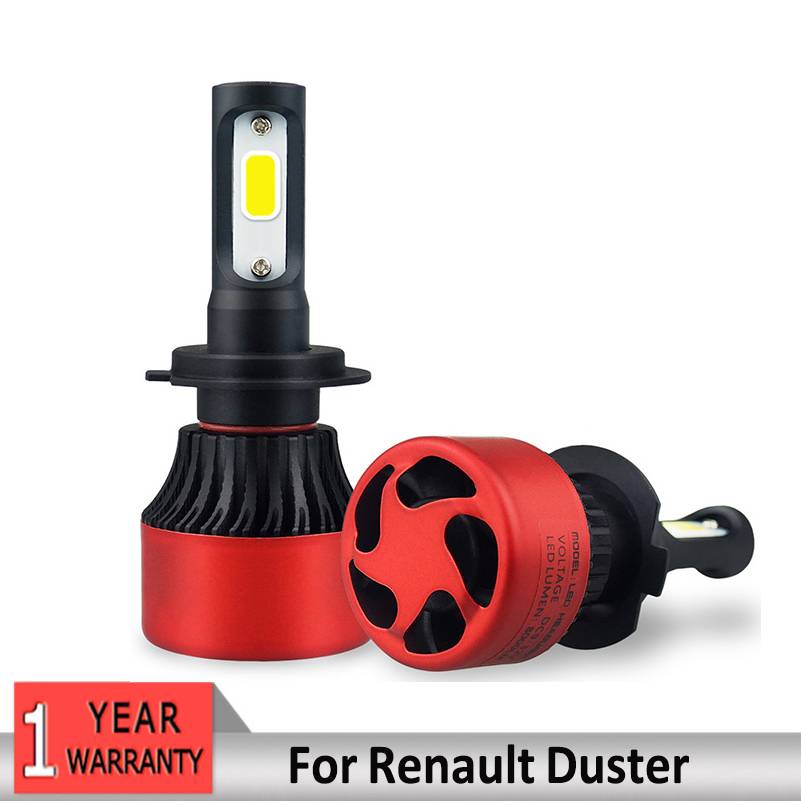For Jaguar S-Type 1999-2008 Low High Beam Xenon H7 HB3 Headlight Bulbs Set Lamp