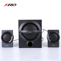 F D A140U Colorful Wired Home Audio System 42W Full Range 3D Stereo Music 2 1