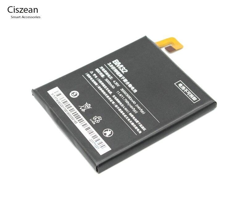 Ciszean Replacement-Battery Phone Xiao BM For M4 Mi4m 4-Mi 16GB 64GB High-Capacity 32/bm32