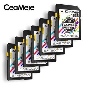 Image 5 - Cartão sd 128 gb 64 gb 32 16 gb 8 gb 4 gb xc hc cartão de memória flash classe 10 UHS I cartão micro sd 128 gb para o transporte da gota da câmera