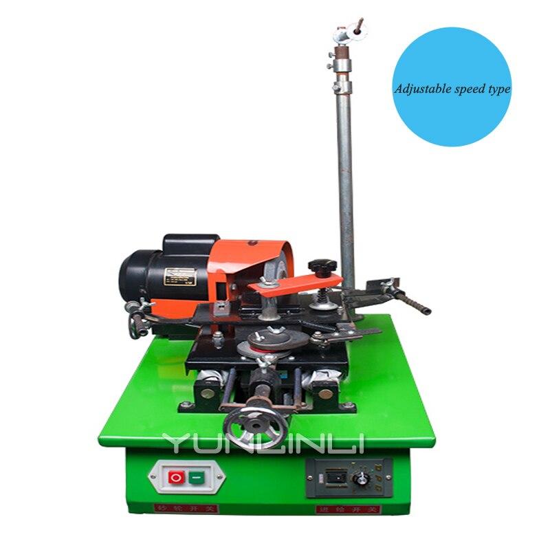 Broyeur de bois bois scie à ruban lame rectifieuse haute précision vitesse rectifieuse automatique MF1107