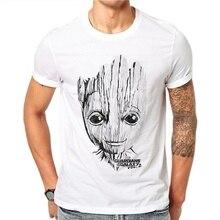 100% Cotton Summer Fashion Men T Shirt Short Sleeve O-neck G