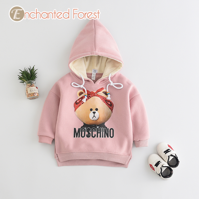 Baby girl kid clothes sweaters sweatshirt for girls hoodies