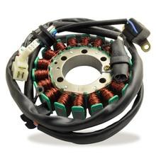 Высокое Выход обмотки статора для Yamaha XV125 Virago 1997 магнето для мотоцикла