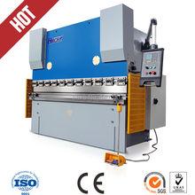 125Ton 5mm steel plate press brake auto copper bending machine