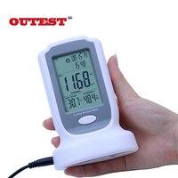 Одежда высшего качества gm8802 Портативный ручной детектор углекислого газа точность co2 метр высокое качество тестер детектор газа