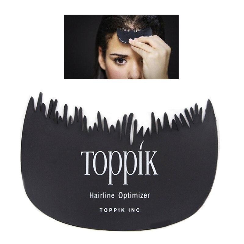 1 Stücke Toppik Haaransatz Optimizer Für Toppik Keratin Haar Gebäude Faser Friseur Kämme Haar Gebäude Faser Starter Haaransatz