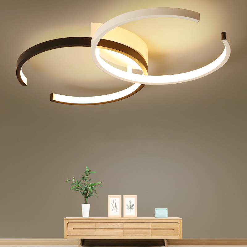 Modern LED Ceiling Light Lighting Fixture Lamps Surface Mount Living Room Bedroom Bathroom Remote Control Decoration Kitchen surface mounted children fan lighting ceiling lamps bedroom decoration light e27 light source honeybee decoration ceiling light