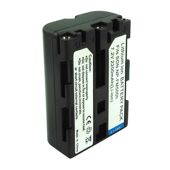 NP-FM500h battery NP FM500h Battery Rechargeable Camera bateria For SONY A57 A65 A77 A450 A560 A580 A900 A58 A99 A550 A200 A300