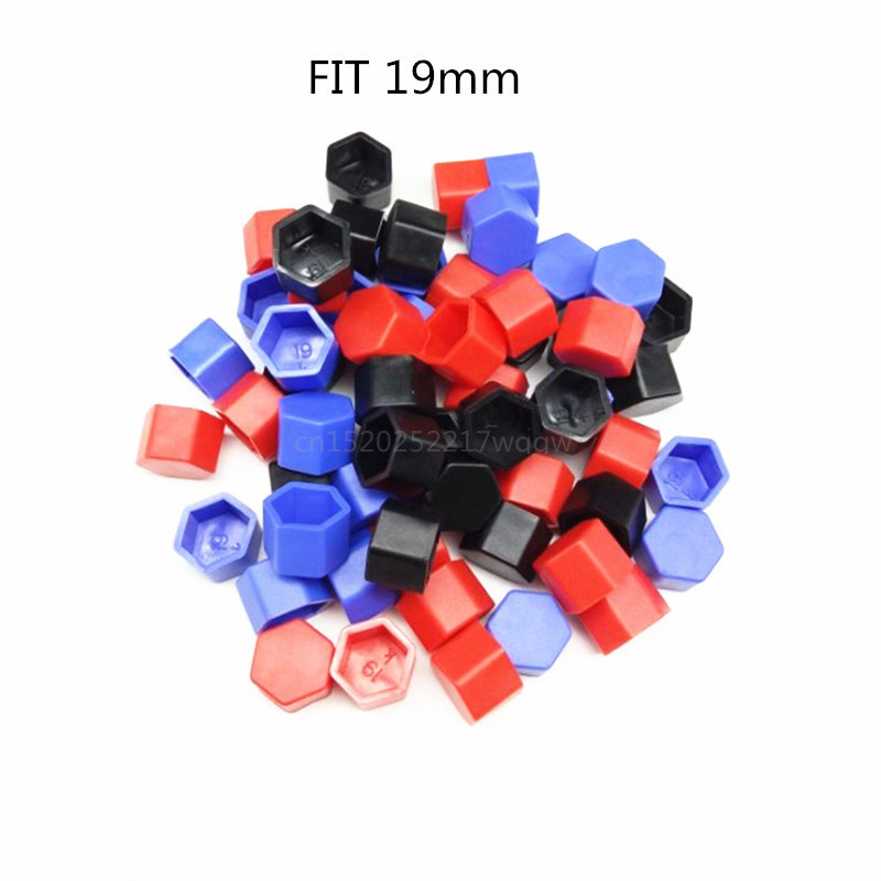 Car Styling Silica Caps Hub Screw Protector for Land Rover LR4 LR3 LR2 Range Rover Evoque Defender Discovery Freelander