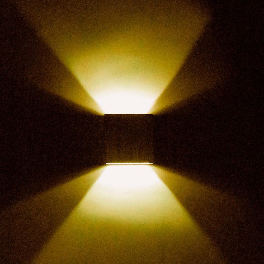 AC85-265V 3 W kleine cube 60mm * 60mm * 10mmLED Hoge kwaliteit - Binnenverlichting