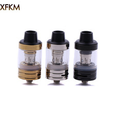 XFKM NEW subohm a Tank Atomizer 2.5ML 510 Thread 0.5ohm Atomizer Tank with spare 0.3ohm coil packing fit for 510 Battery Mod