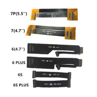 5pcs LCD Touch Screen Digitizer Lens Flex Extension Testing Tester Cable For IPhone 6S 6s Plus