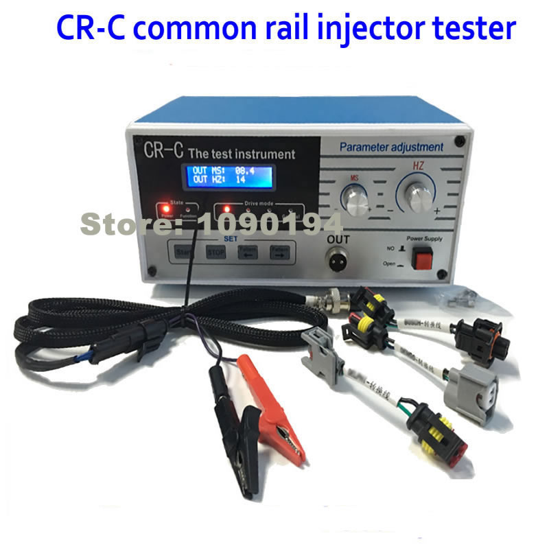 Sale E0004 Cr c common rail injector tester multifunction diesel common rail injector drive fuel
