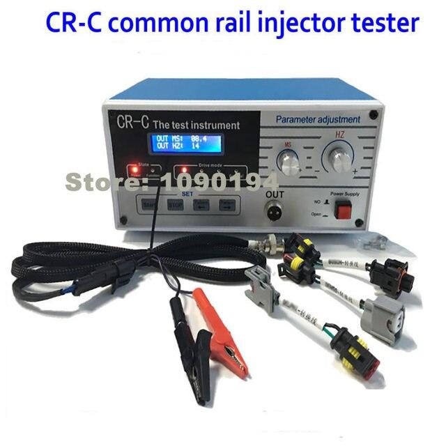 Sale !!! E0004 Cr-c common rail injector tester multifunction diesel common rail injector drive fuel injector repair tool