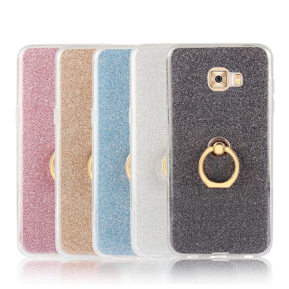 Cubierta del teléfono del dedo del pie de apoyo ultrafino suave para - Accesorios y repuestos para celulares - foto 2