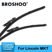 Broshoo 1 пара искусственная резина для lincoln mkt 2010 2011