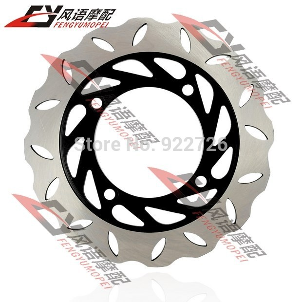 For Honda CB400 VTEC CB-1 VRX400 CB750/1300 Modified Chrysanthemum Motorcycle rear brake disc plate