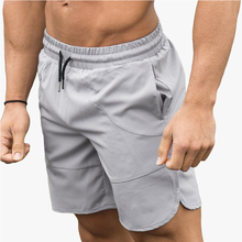 Summer new fitness shorts casual sports running five mens football training quick-drying