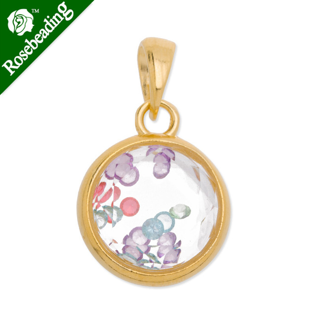 21mm round locket pendantwith charms insidecant openedwith pendant bailhole size is 6x85mmsold 2pcslot c3342 in pendants from jewelry 21mm round locket pendantwith charms insidecant openedwith pendant aloadofball Images