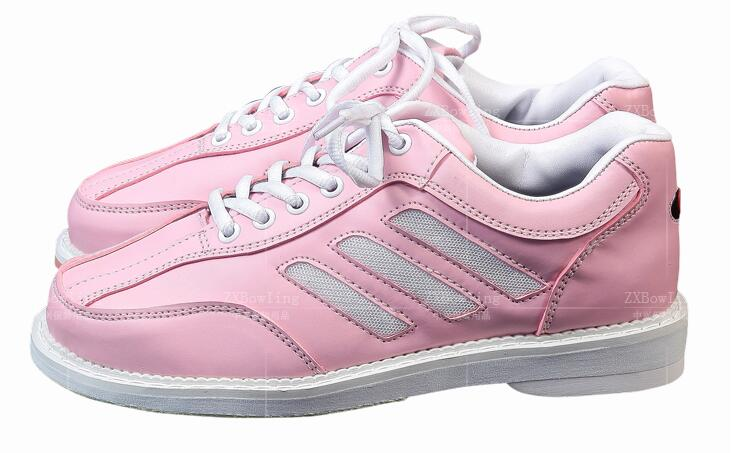 New Top quality women bowling shoes girls bowling sneakers microfiber breathable Skidproof Sole Professional ladies sports shoes