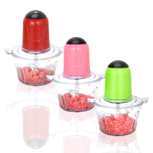 2L Automatic Powerful Meat Grinder Multifunctional Electric Food Processor Electric Blender Chopper Meat Slicer Cutter EU(China)