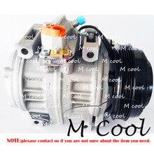 High Quality Brand New 10p30c Auto Ac Compressor For Car Toyota Coaster 4472200394 4472201030 4472200390 4472201472