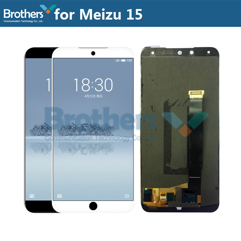 for Meizu 15 LCD Screen LCD Display Touch Screen Digitizer Original for Meizu 15 Plus LCD Assembly Phone Replacement Parts Testfor Meizu 15 LCD Screen LCD Display Touch Screen Digitizer Original for Meizu 15 Plus LCD Assembly Phone Replacement Parts Test