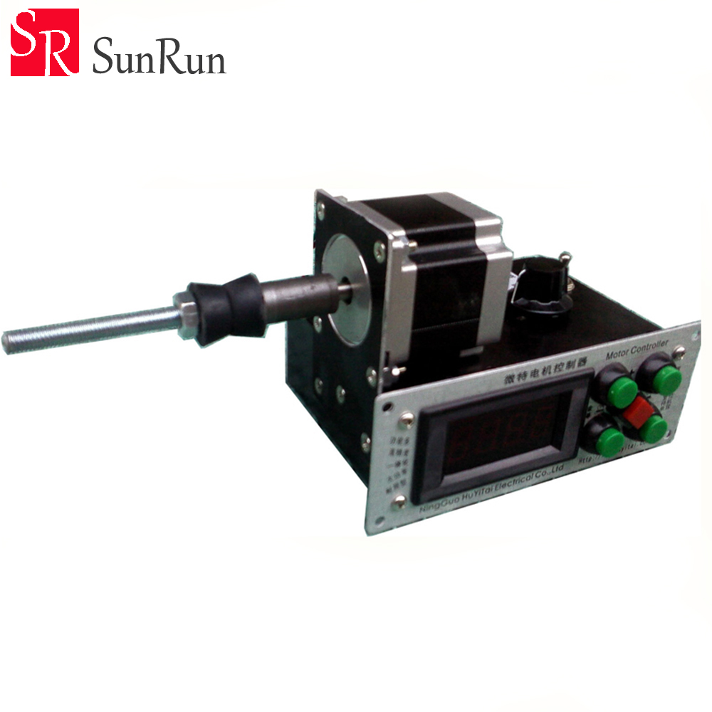 New electric winder Coil Winding Machine Low Variable Speed Winder 2-Directions 0.1 Turn + Foot Pedal стоимость