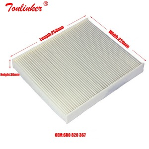 Image 5 - Cabin Filter Fit For SKODA FABIA 2 RAPID ROOMSTER Spaceback 1.2TSI 1.4T 1.6TDI 2007 2014 2015 Today1 Pcs Filter Car Accessoris