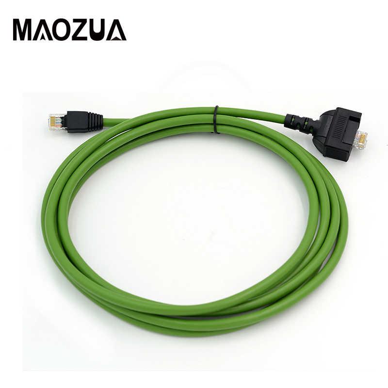 MB Star C4 przewód lan kabel diagnostyczny do mercedesa do diagnostyki narzędzi diagnostycznych Benz Compact 4 diagnostyczny multiplekser